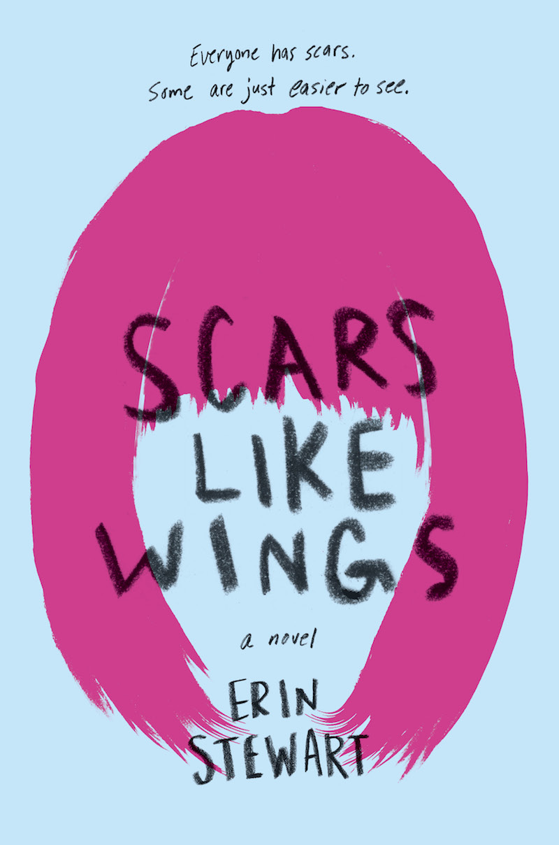 Scars Like Wings by Erin Stewart
